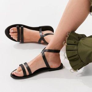UO Cleo Wrap Sandal